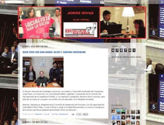 prensajorgerivas.blogspot.com screenshot