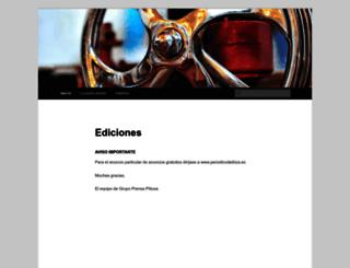 prensapitiusa.com screenshot