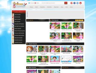 prensesoyunlari.org screenshot
