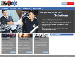 prep511.com screenshot