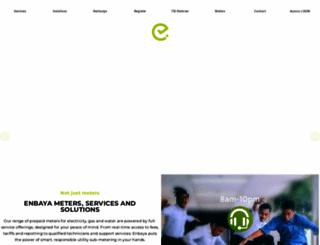 prepaidmeters.com screenshot