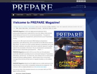 preparemag.com screenshot