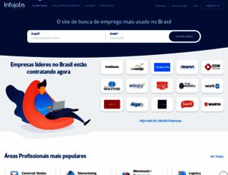 prepetrobras.infojobs.com.br screenshot