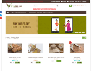 preprod.jivabhumi.com screenshot