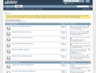prescription-glasses.org screenshot