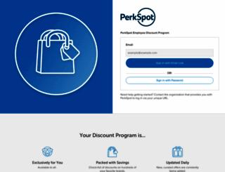 presencehealth.perkspot.com screenshot