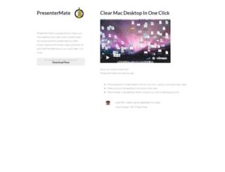 presentermate.com screenshot