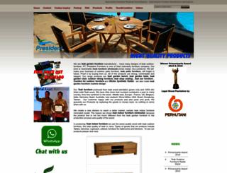 presidentfurniture.com screenshot