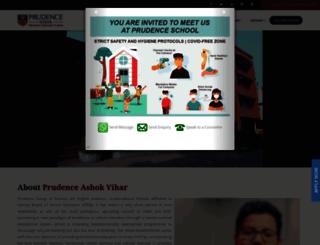 presidiumashokvihar.com screenshot