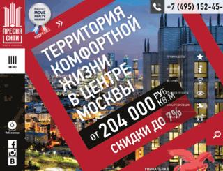 presnya.city screenshot