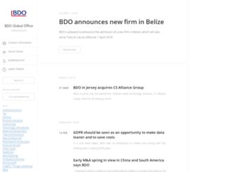 press.bdo.global screenshot