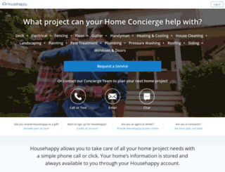 press.househappy.org screenshot
