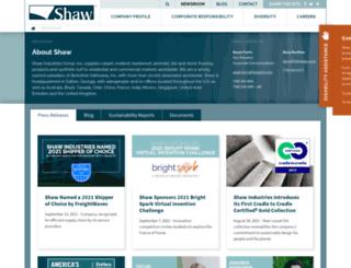 press.shawinc.com screenshot