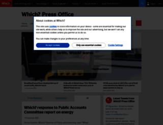 press.which.co.uk screenshot