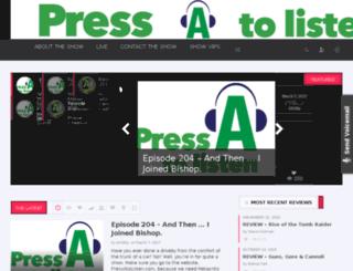 pressatolisten.com screenshot