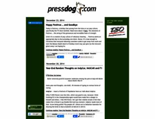 pressdog.com screenshot