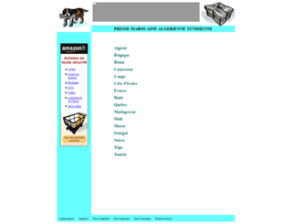presse-az.com screenshot