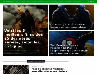 presse-citron.net screenshot