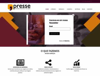 presse.inf.br screenshot