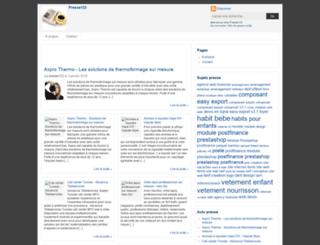 presse123.agence-presse.net screenshot