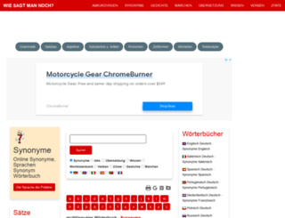 presseanfragen.com screenshot