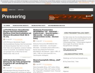 pressering.de screenshot
