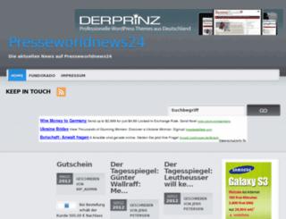 presseworldnews24.de screenshot