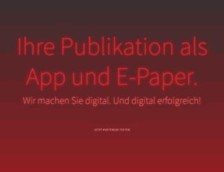 pressmatrix.de screenshot