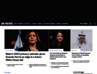 presspass.nbcnews.com screenshot