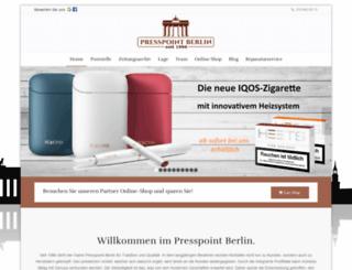 presspoint-berlin.de screenshot