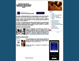 prestamosporinternet.es screenshot