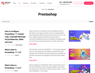 prestashop.belvg.com screenshot