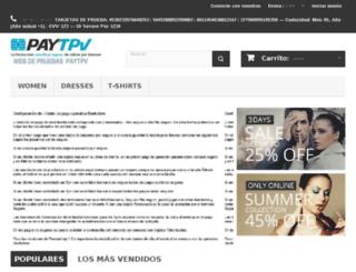 prestashop.paytpv.com screenshot
