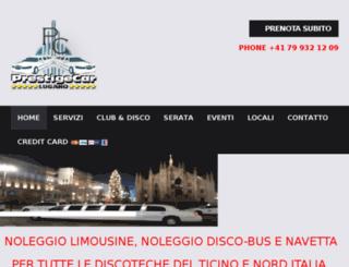 prestige-car.ch screenshot