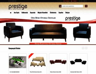 prestigeofis.com screenshot