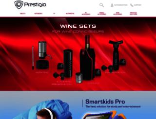 prestigioplaza.com screenshot