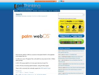 prethinking.com screenshot
