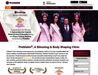 prettislim.com screenshot