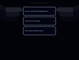 prettydressupgames.com screenshot