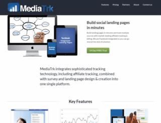 prettyface.mediatrk.com screenshot