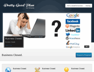 prettygoodplan.com screenshot