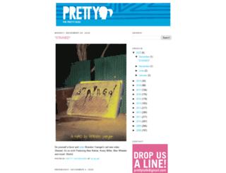 prettyskateboards.blogspot.com screenshot