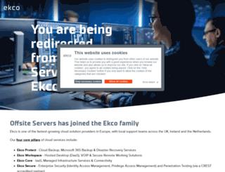 preventa.co.uk screenshot