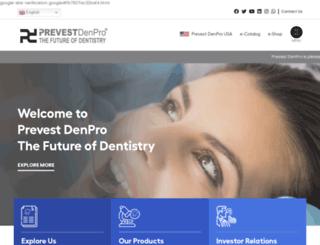 prevestdenpro.com screenshot