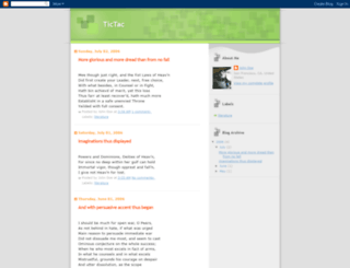 preview-tictac.blogspot.com screenshot