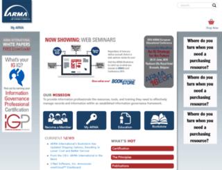 preview.arma.org screenshot