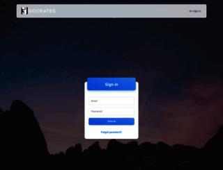 preview.ask-socrates.com screenshot