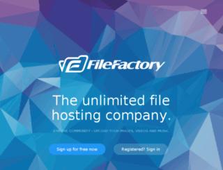 preview.filefactory.com screenshot