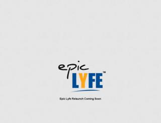 prevusystems.epiclyfe.com screenshot