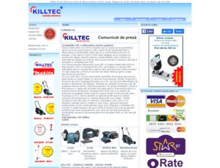 prezentare.killtec.ro screenshot